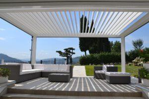 Tenda bioclimatica Ventur